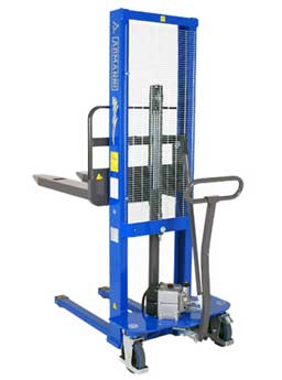 BETA M MANUAL STACKER