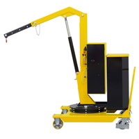01B5 Electric Lifting Counterbalanced Crane