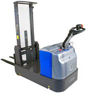 Counterweight Electric Stacker Trucks