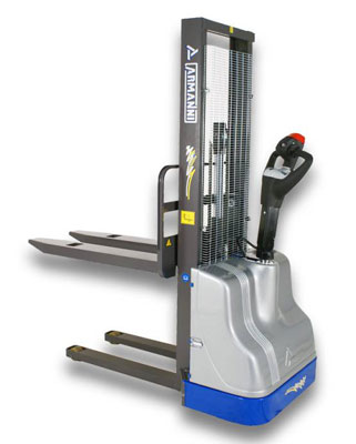 SPEEDY LIGHT evo 105/16 (Stacker) SWL 1000kg Lift height 1600mm