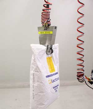 Sack / Baggage Vacuum & Mechanical Handling