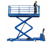Customised Scissor & Lifting Tables