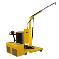 01BT5 Electric Power Driven Counterbalanced Crane