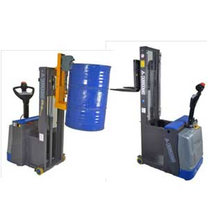 Counterbalanced Stackers